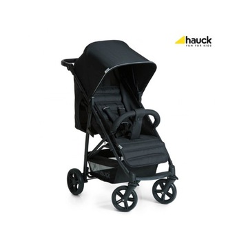 Wózek spacerowy HAUCK Rapid 4 Czarny