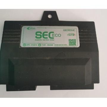 Sterownik gazu SEC ECO ELECTRONIC