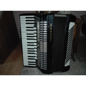 Akordeon HOHNER VERDI V CB 120 basów
