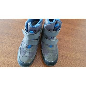 Sprzedam buty zimowe za kostkę rozmiar 35