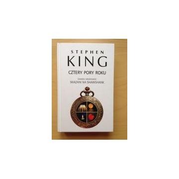 STEPHEN KING SKAZANI NA SHAWSHANK CZTERY PORY ROKU