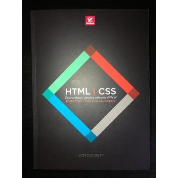 HTML i CSS Zaprojektuj i zbuduj witrynę WWW. J.DUC