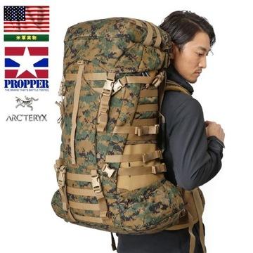 NOWY Plecak taktycznyUSMC Propper Arcteryx ok.73l