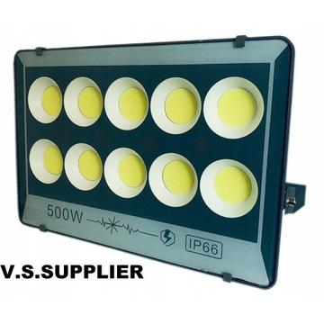 Halogen lampa LED 500W reflektor NAŚWIETLACZ COB