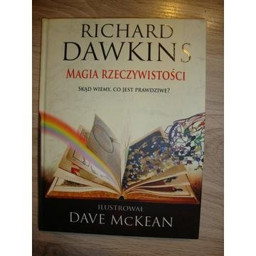 Magia rzeczywistości Dave McKean, Richard Dawkins