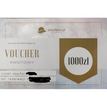 Voucher 1000zł do hotelu MALACHIT ŚWIERADÓW ZDRÓJ