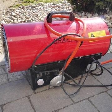 Nagrzewnica gazowa 20 KW z termostatem, GWARANCJA