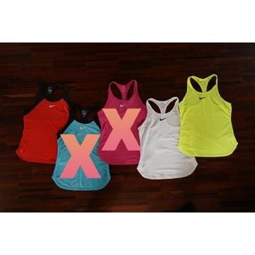 Dry-fit Nike koszulki sportowe. Fitness.