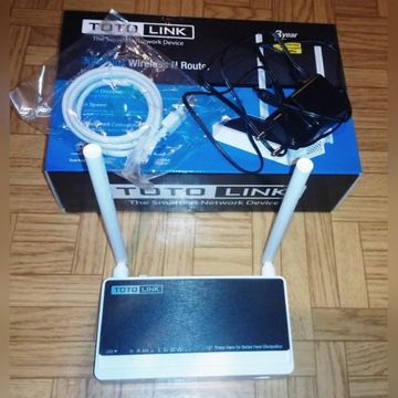 Router TotoLink N300RT