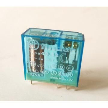 Przekaźniki miniaturowe Finder 40.52.9.048.5001