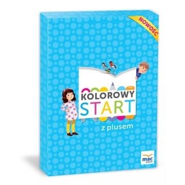 KOLOROWY START z PLUSEM PAKIET BOX 6-latek