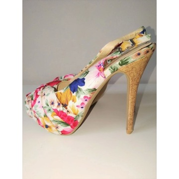 Buty sandały szpilki Vild Diva roz 5,5