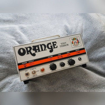 Orange Tiny Terror - lampowy head gitarowy