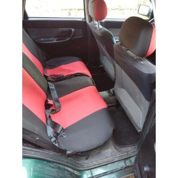 Samochód osobowy Seat ibiza