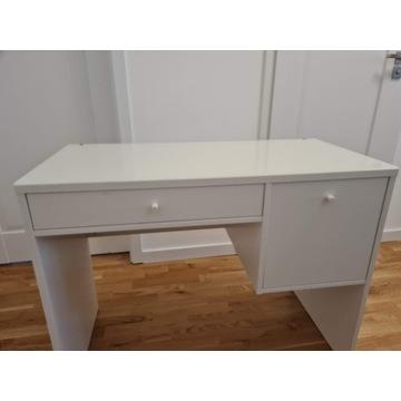 biurko, stolik do makijażu - ikea Syvde