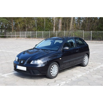 SEAT Ibiza III 2007r. 1.2 70km