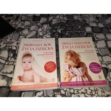 ksiazki pierwszy rok zycia dziecka drugi i trzeci