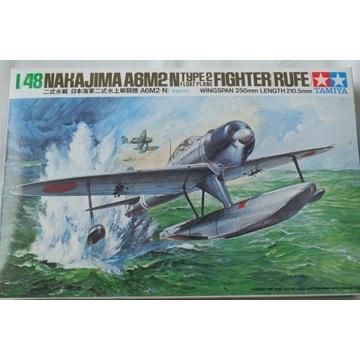 Myśliwiec pływakowy RUFE Tamiya, do sklejenia.