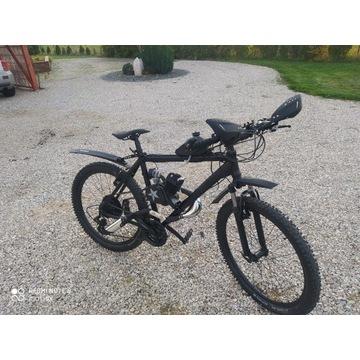 Rower Spalinowy 2t 80cc Black Rock Shooter
