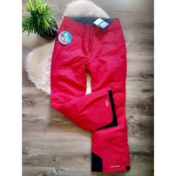 Spodnie narciarskie Columbia Bugaboo M L