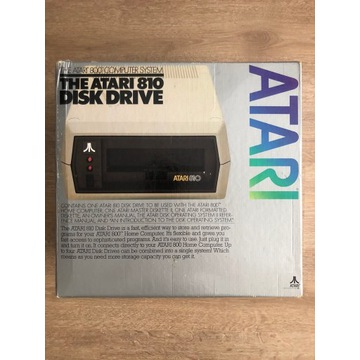 Atari 810 XL/XE stacja dysków