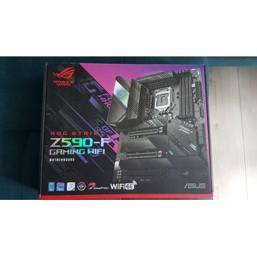 Płyta główna ASUS ROG STRIX Z590-F Gaming WIFI