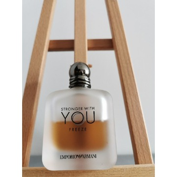 Perfumy Emporio Armani Stronger with you freeze