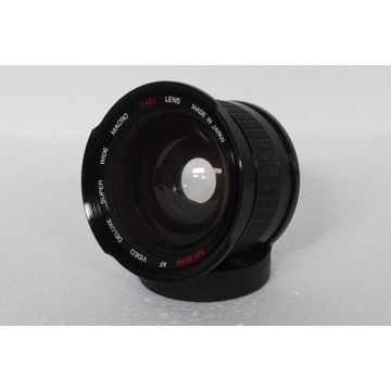 Konwerter Super Wide Macro Lens 0.42x  46mm
