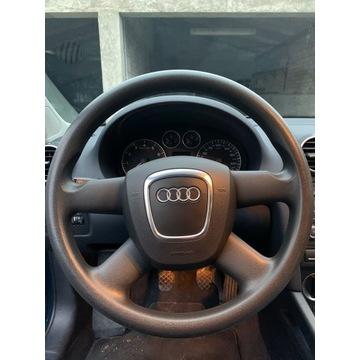 Kierownica + Poduszka Powietrzna Audi A3 8P