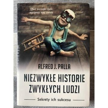 Książka - Niezwykłe historie zwykłych ludzi