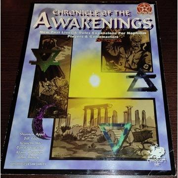 Nephilim RPG - Chronicle of the Awakening