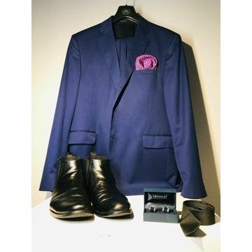 Garnitur, zestaw męski, buty, krawat