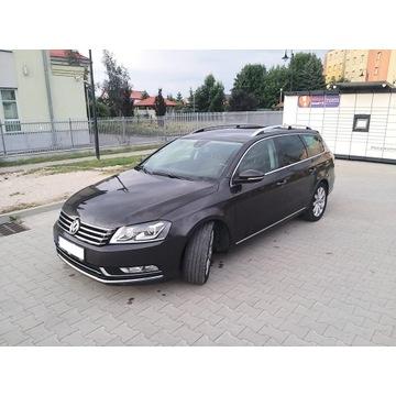 VW PASSAT 2,0 TDI 170 KM DSG - ŁOPATKI