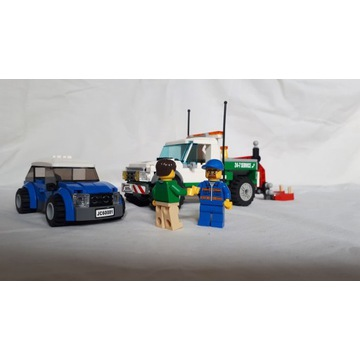 LEGO samochód pomocy drogowej (nr 60081)