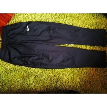 Spodnie Nike Granatowy.
