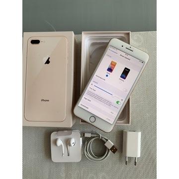 iPhone 8 Plus/256 Gb  Gold bateria 100%