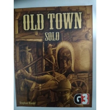 Gra Old Town Solo