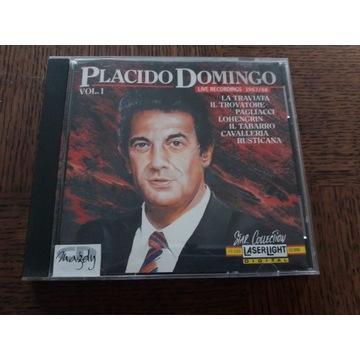Placido Domingo Vol.1