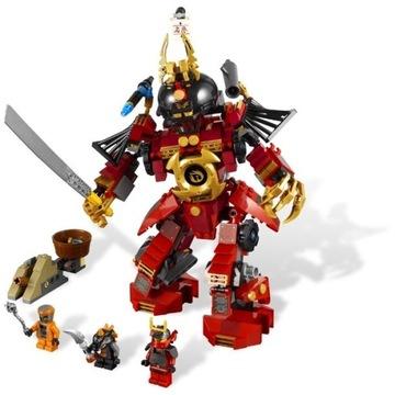 LEGO Ninjago Samuraj Mech 9448