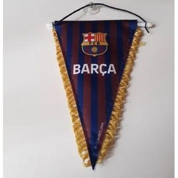 Proporczyk FC Barcelona