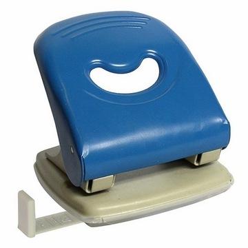 dziurkacz SAX518 do 40 kartek Niebieski wyprzedaż