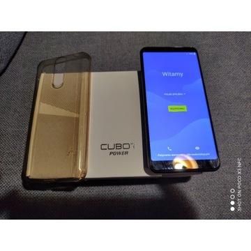 Smartfon Cubot Power 6R/128GB plus zestaw gadzetów