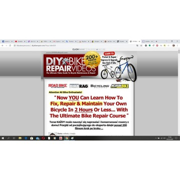 Diy Bike Repair NAPRAW SWÓJ ROWER