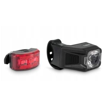 Oświetlenie rowerowe Lampka CUBE ACID PRO 30 USB