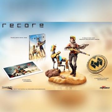 ReCore Figurka Edycja kolekcjonerska Xbox One