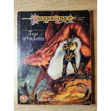 Dragonlance - World Book Of Ansalon AD&D 2nd