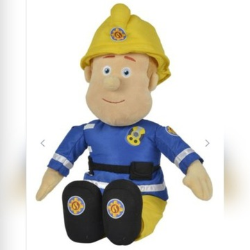 Pluszak zabawka Strażak Sam