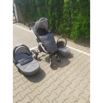 Wózek wielofunkcyjny Dynamic Baby Scandi