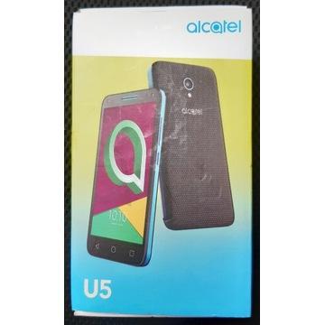 Alcatel U5 czarny używany
