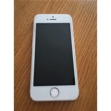 Iphone 5S 16 GB srebrny na częśći